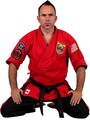 Sensei Jason Sell